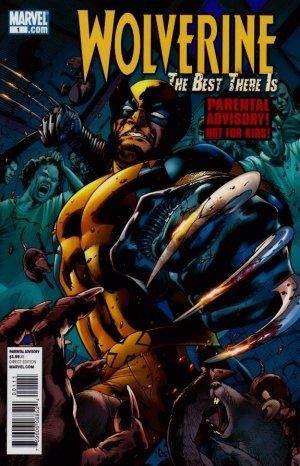 Wolverine - Le meilleur dans sa partie édition Issues