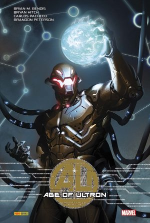 Age Of Ultron édition TPB Hardcover - Marvel Absolute
