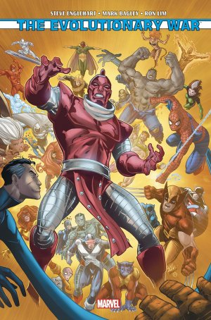 Uncanny X-Men # 1 TPB Hardcover (cartonnée) - Omnibus