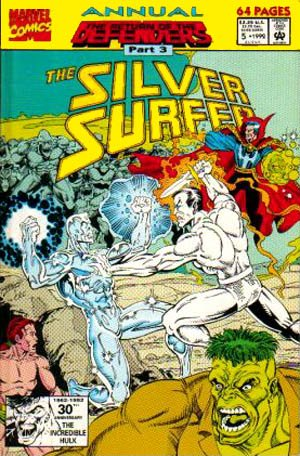 Silver Surfer # 5 Issues V3 - Annuals (1988 - 1997)