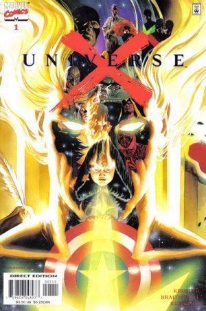 Universe X édition Issues