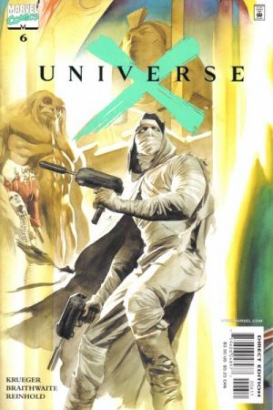 Universe X # 6 Issues