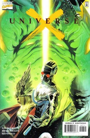 Universe X # 7 Issues