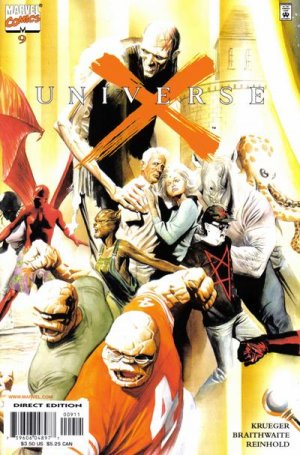 Universe X # 9 Issues