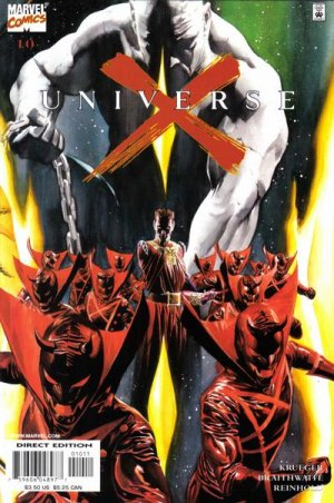 Universe X # 10 Issues
