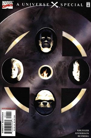 universe x special - 4 # 1 Issues
