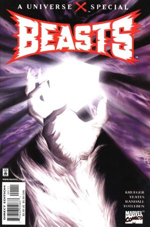 Universe X Special - Beats # 1 Issues