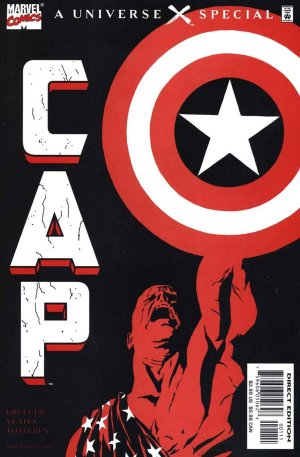Universe X Special - Cap # 1 Issues