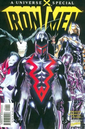 Universe X Special - Iron men # 1 Issues