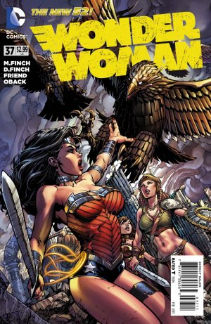 Wonder Woman # 37 Issues V4 - New 52 (2011 - 2016)