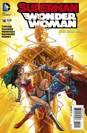 Superman / Wonder Woman # 14 Issues
