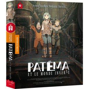 Patéma et le monde inversé édition Collector