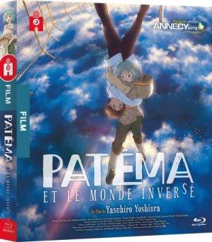 Patéma et le monde inversé édition Blu-ray