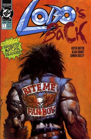 Lobo's back # 1 Issues