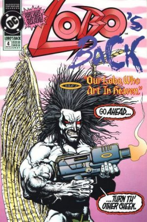 Lobo's back # 4 Issues