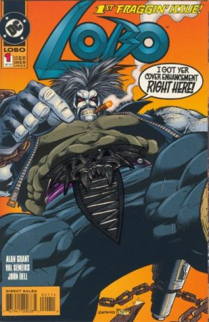 Lobo édition Issues V2 (1994 - 1999)