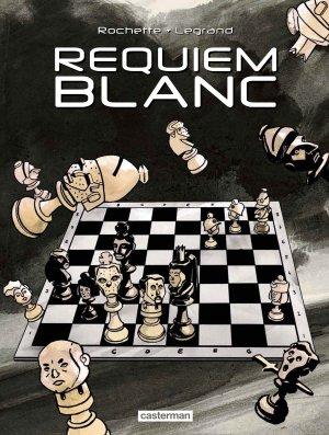 Requiem blanc édition Nouvelle édition 2014