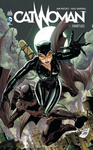 Catwoman 3 - Indomptable