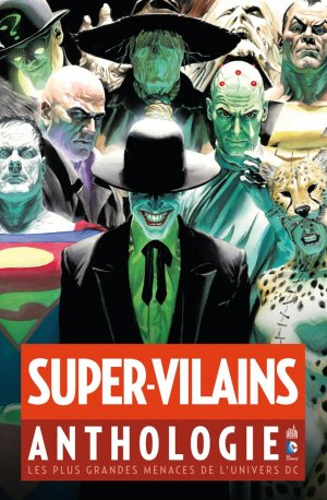 Super-Vilains - Anthologie