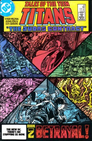 Tales of the Teen Titans # 43 Issues V2 (1984 - 1988)