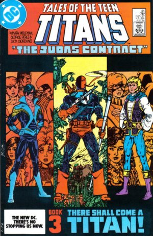 Tales of the Teen Titans # 44 Issues V2 (1984 - 1988)
