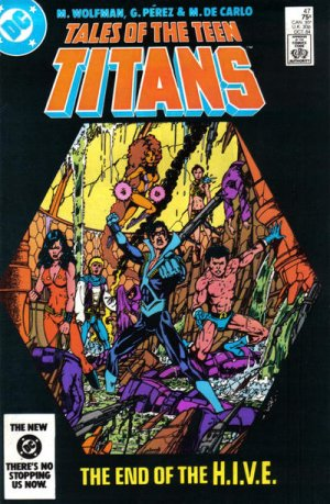 Tales of the Teen Titans # 47 Issues V2 (1984 - 1988)