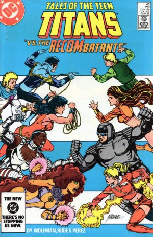 Tales of the Teen Titans # 48 Issues V2 (1984 - 1988)