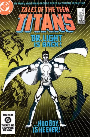 Tales of the Teen Titans # 49 Issues V2 (1984 - 1988)