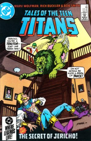 Tales of the Teen Titans # 51 Issues V2 (1984 - 1988)