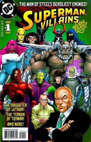Superman Villains - Secret Files and Origins édition Issues