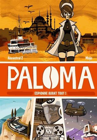 Paloma : Espionne avant tout édition simple
