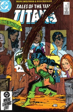 Tales of the Teen Titans # 52 Issues V2 (1984 - 1988)