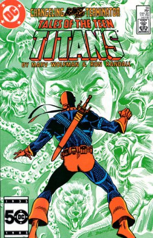 Tales of the Teen Titans # 55 Issues V2 (1984 - 1988)