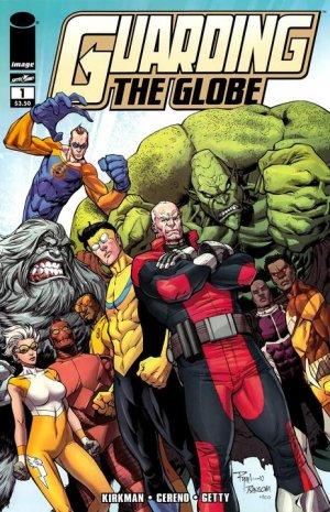 Les Gardiens du Globe édition Issues V1 (2010- 2011)