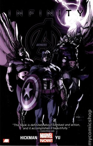 Avengers # 4 TPB Softcover - Issues V5 (2014)
