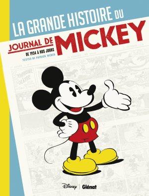 La Grande Histoire du Journal de Mickey édition TPB hardcover (cartonnée)