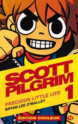 Scott Pilgrim édition TPB Hardcover (cartonnée) - édition couleur