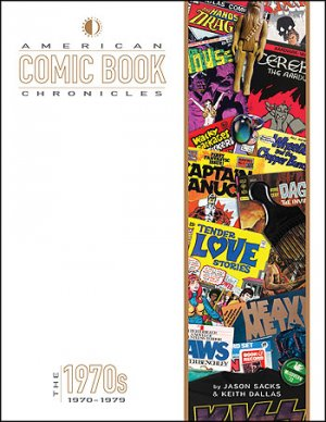 American Comic Book Chronicles édition Deluxe