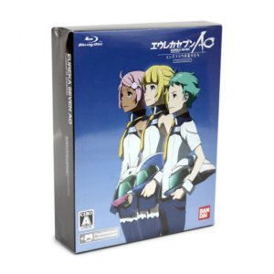 Eureka Seven AO : Jungfrau No Hanabanatachi édition Simple