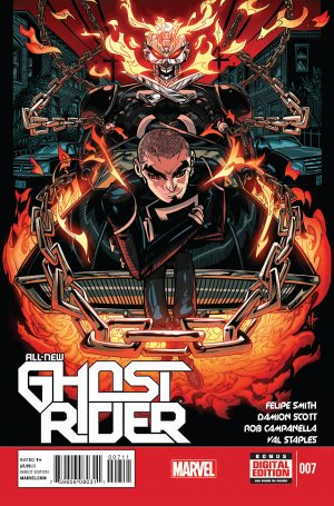 All-New Ghost Rider # 7 Issues (2014 - 2015)