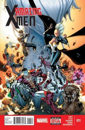 Amazing X-Men # 11 Issues V2 (2013 - 2015)