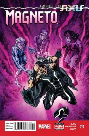 Magneto # 10 Issues V4 (2014 - 2015)