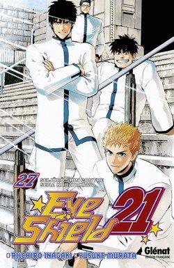 couverture, jaquette Eye Shield 21 27  (Glénat Manga) Manga
