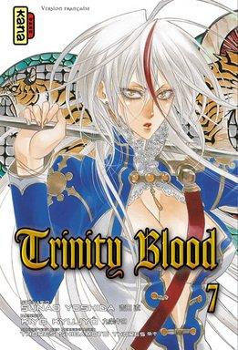 couverture, jaquette Trinity Blood 7  (kana) Manga