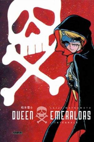 Queen Emeraldas édition Intégrale