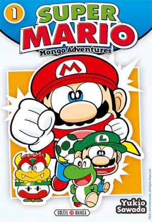 Super Mario édition Manga adventures