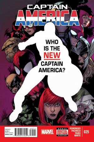 Captain America # 25 Issues V7 (2012 - 2014)