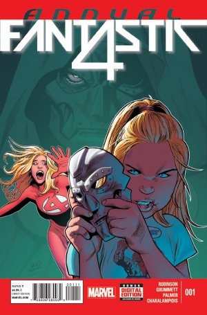 Fantastic Four édition Issues V5 - Annual (2014)