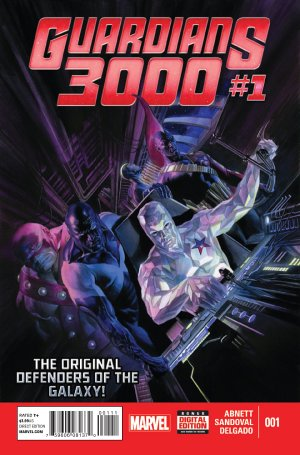 Guardians 3000 édition Issues V1 (2014 - 2015)