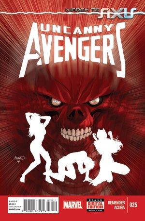 Uncanny Avengers # 25 Issues V1 (2012 - 2014)